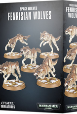 Games Workshop SM: Space Wolves Fenrisian Wolves