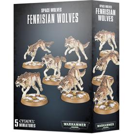 Games Workshop SM: Space Wolves Fenrisian Wolves