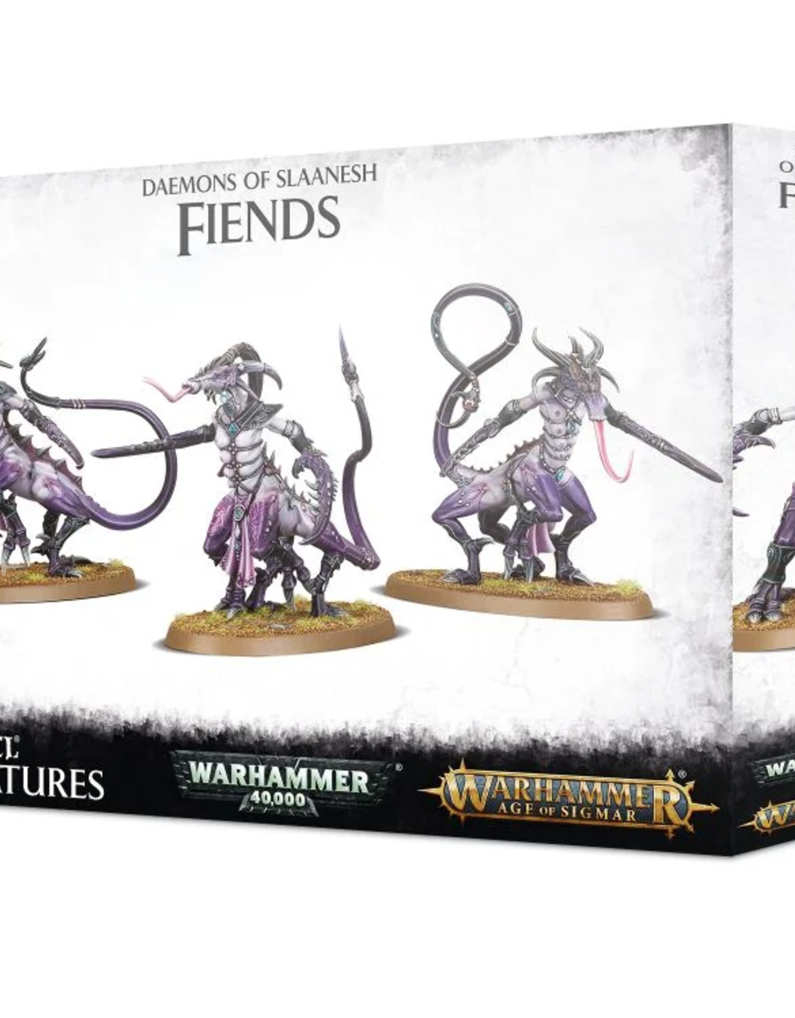 Games Workshop Slaanesh: Fiends