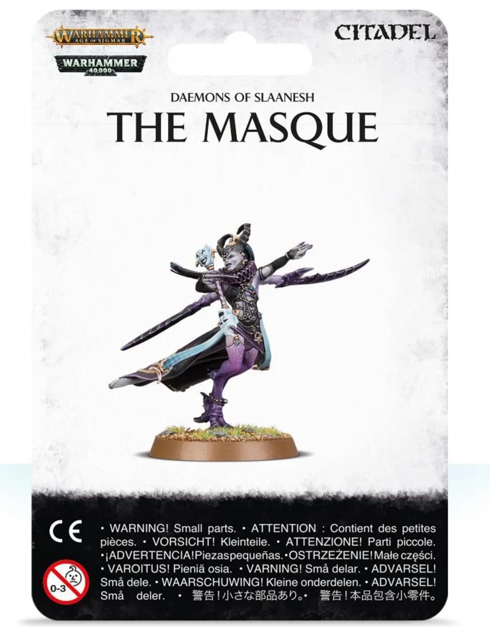 Games Workshop Slaanesh: The Masque