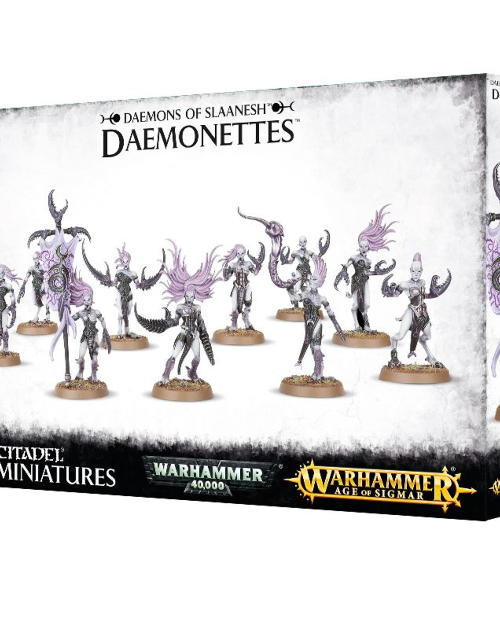 Games Workshop Slaanesh: Daemonettes