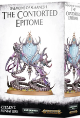 Games Workshop Slaanesh: The Contorted Epitome