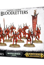 Games Workshop Khorne: Bloodletters