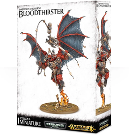 Games Workshop Khorne: Bloodthirster