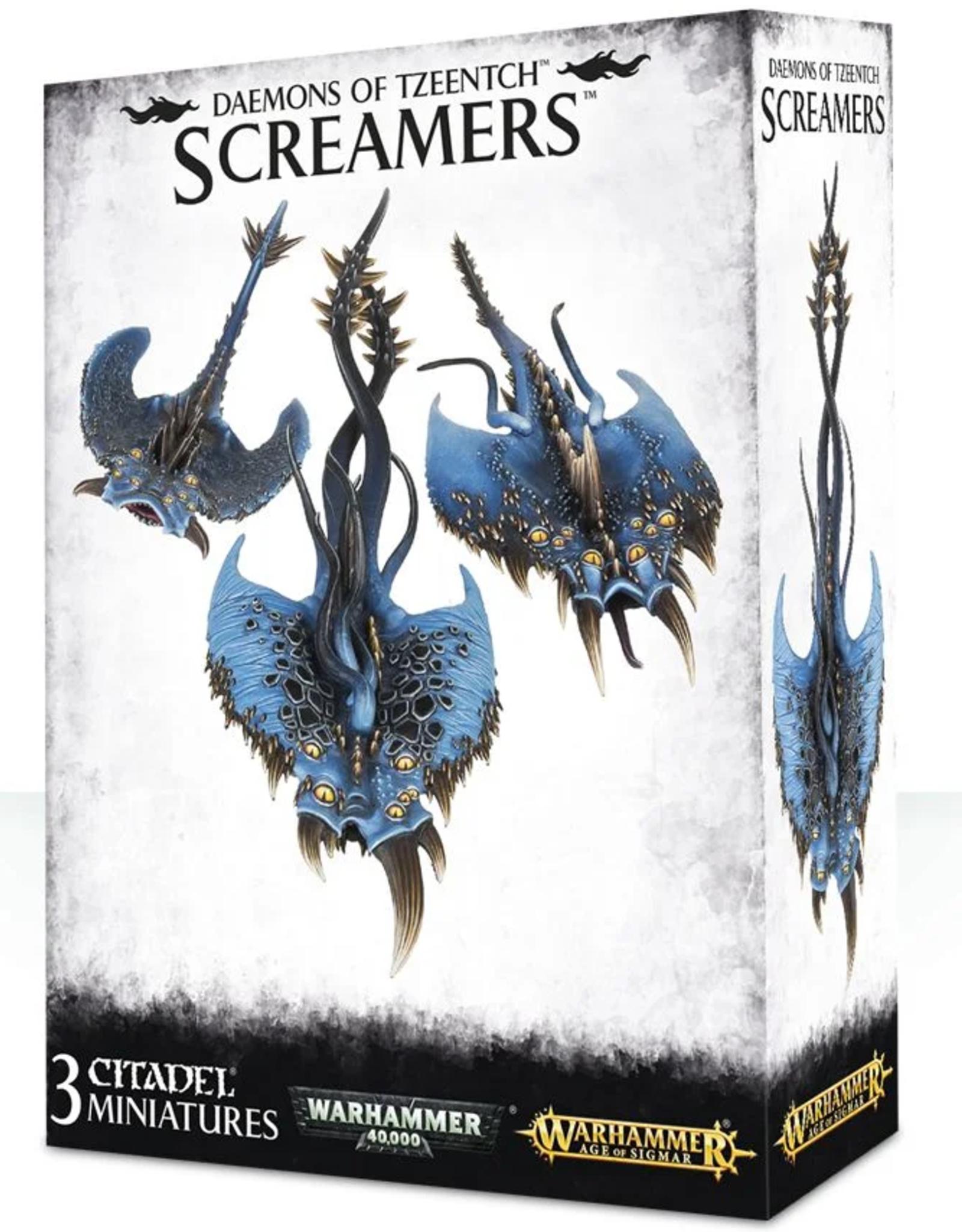 Games Workshop Tzeentch: Screamers of Tzeentch
