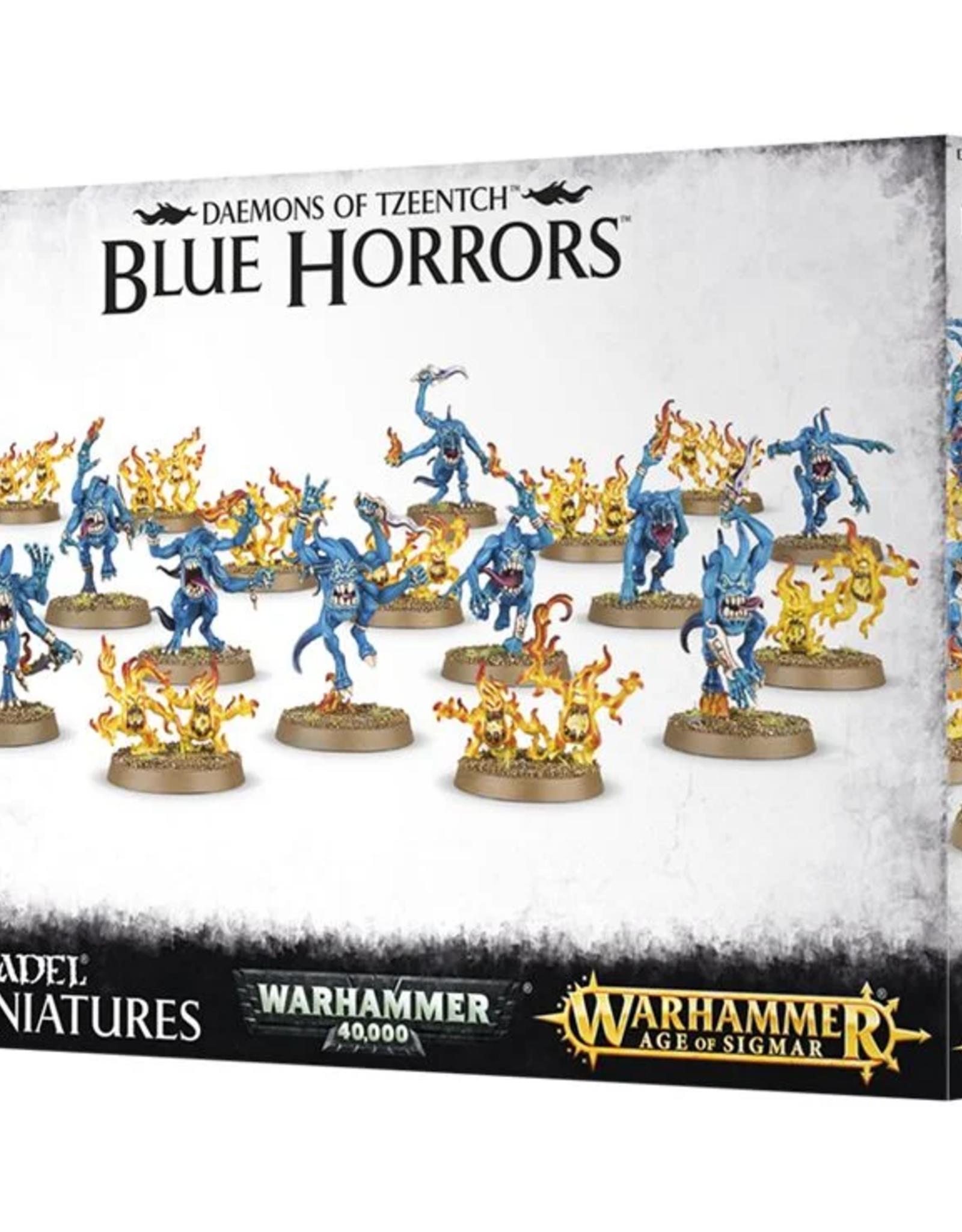 Games Workshop Tzeentch: Blue Horrors