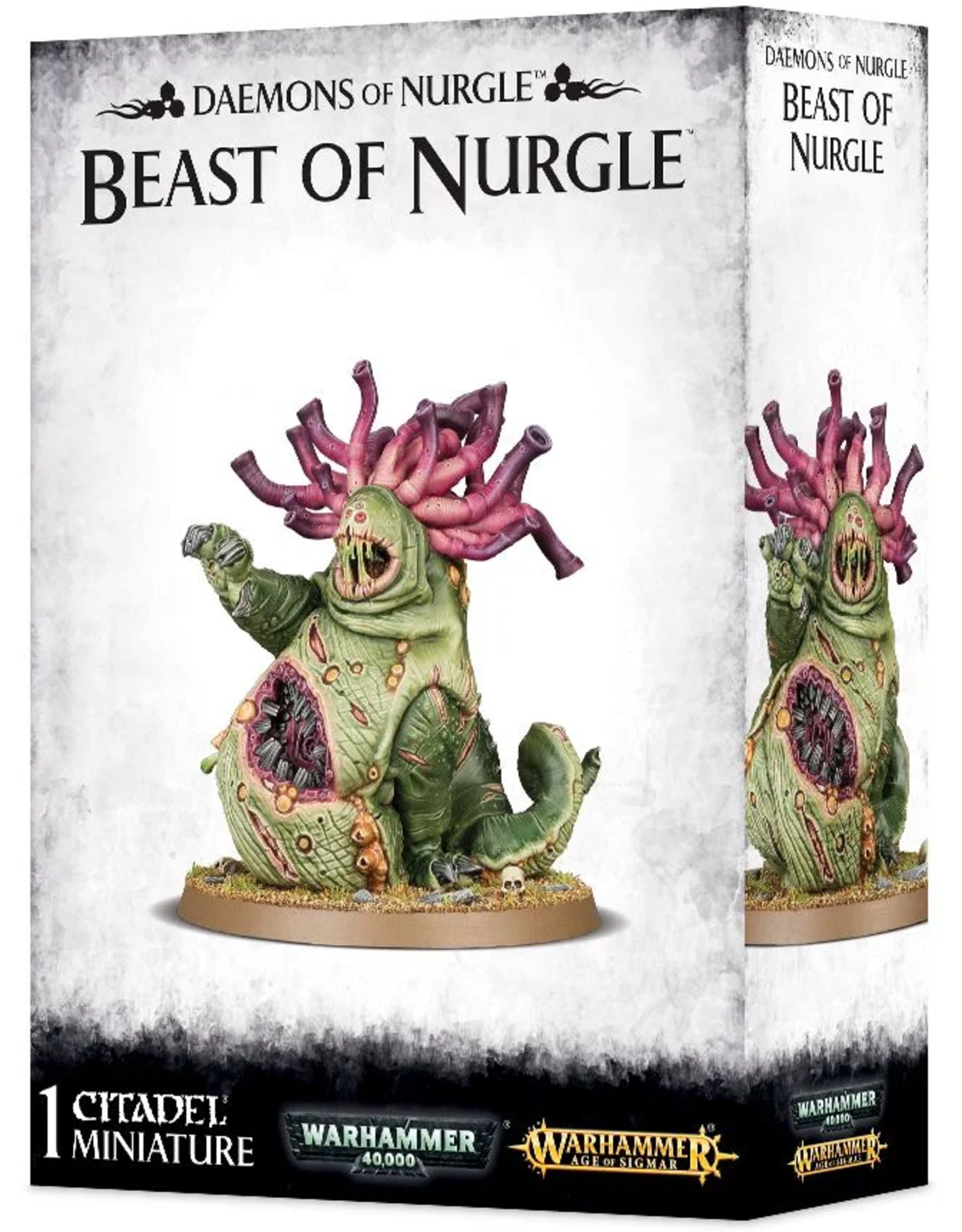 Games Workshop Nurgle: Beast of Nurgle