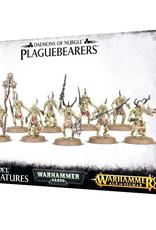 Games Workshop Nurgle: Plaguebearers