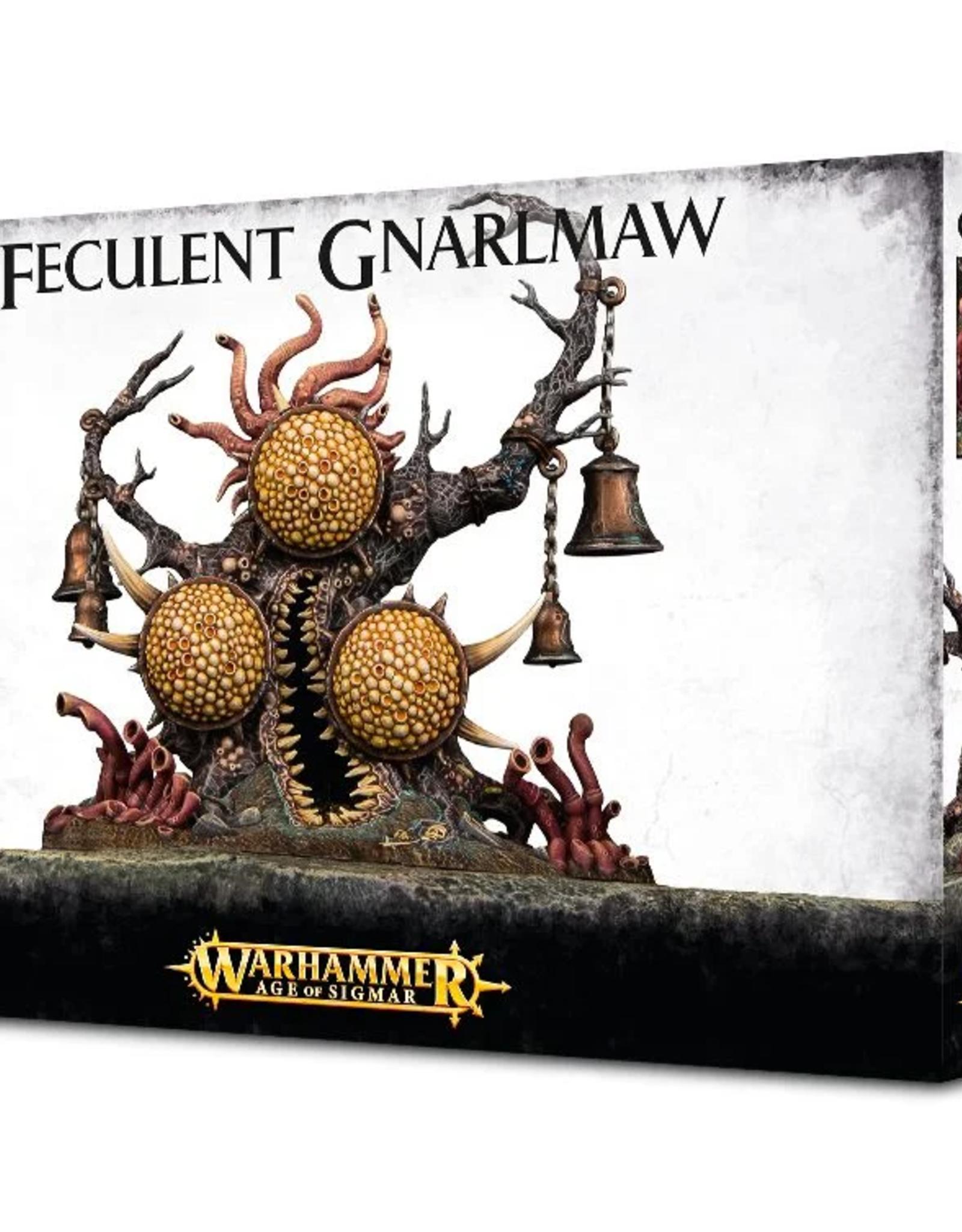 Games Workshop Nurgle: Feculent Gnarlmaw