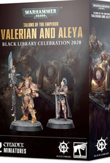 Games Workshop Black Library: Valerian and Aleya