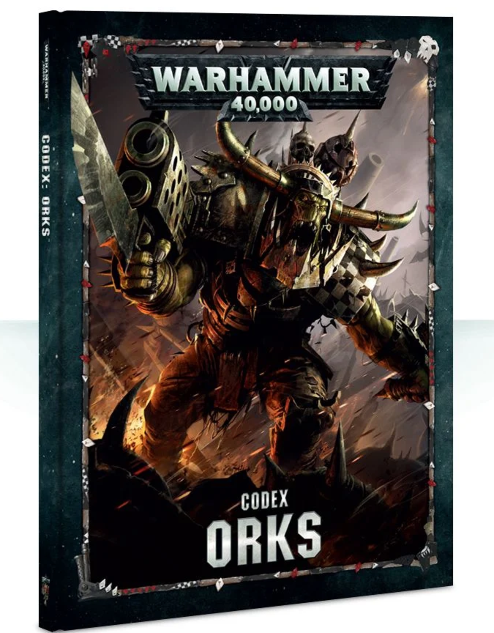 Games Workshop Codex: Orks 8E