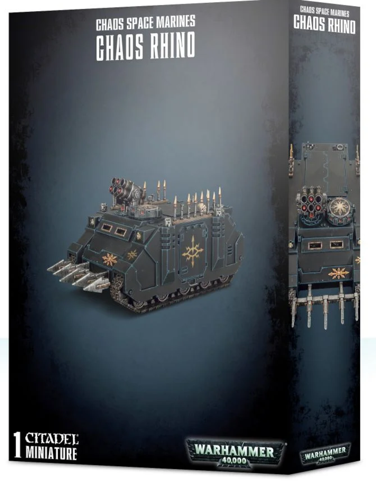 Games Workshop Chaos Space Marines: Chaos Rhino
