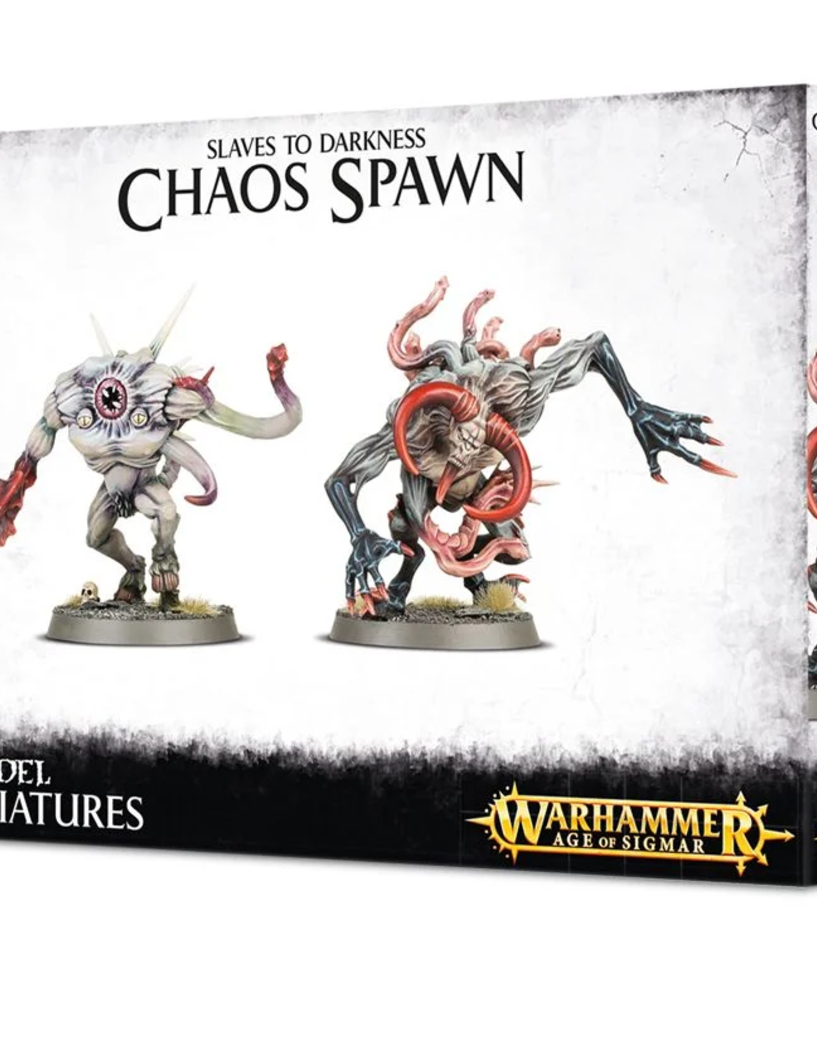 Games Workshop Chaos Space Marines: Chaos Spawn