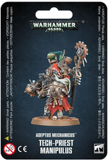 Games Workshop Adeptus Mechanicus Tech-Priest Manipulus