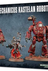 Games Workshop Adeptus Mechanicus: Kastellan Robots