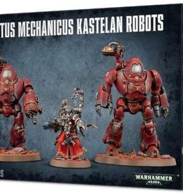 Games Workshop Adeptus Mechanicus: Kastellan Robots