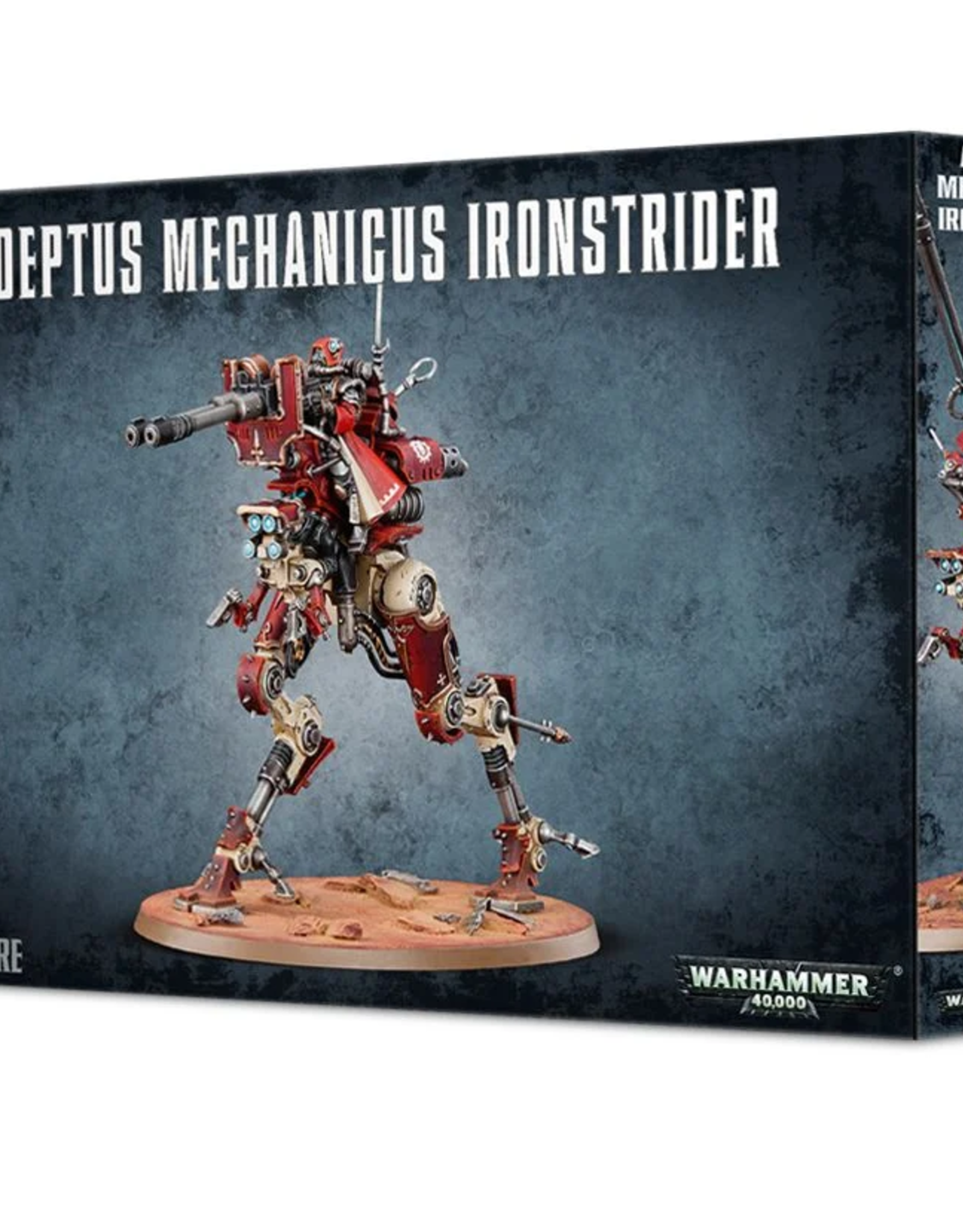 Games Workshop Adeptus Mechanicus: Ironstrider
