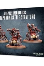 Games Workshop Adeptus Mechanicus: Kataphron Battle Servitors