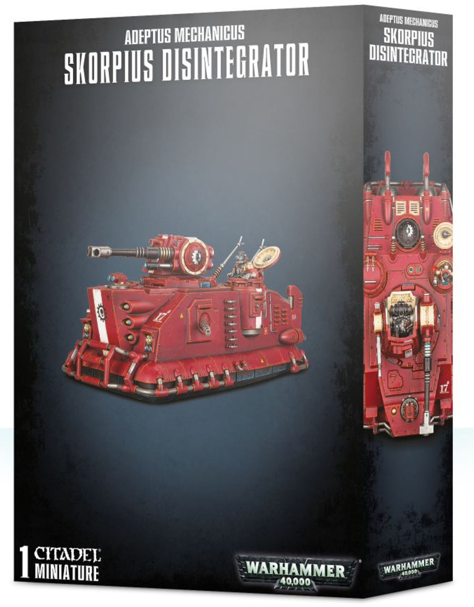 Games Workshop Adeptus Mechanicus: Skorpius Disintegrator