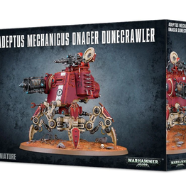Games Workshop Adeptus Mechanicus: Onager Dunecrawler