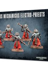 Games Workshop Adeptus Mechanicus: Corpuscarii/Fulgurite Electro-Priests