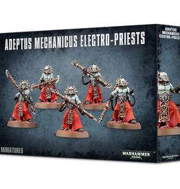 Games Workshop Adeptus Mechanicus: Corpuscarii/Fulgurite Electro-Priests