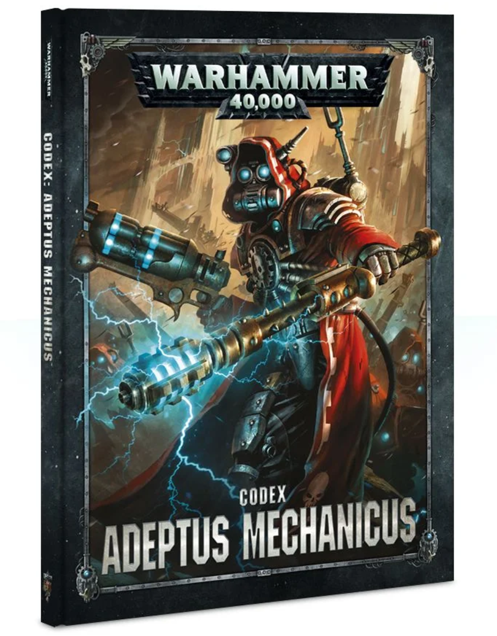 Games Workshop Codex: Adeptus Mechanicus 8E