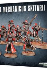 Games Workshop Adeptus Mechanicus: Skitarii Rangers/Vanguard