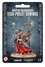 Games Workshop Adeptus Mechanicus: Tech-Priest Dominus
