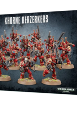 Games Workshop Chaos Space Marines: Khorne Berzerkers