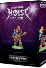 Games Workshop Chaos Space Marines: Noise Marine