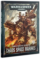 Games Workshop Codex: Chaos Space Marines: 8E v2