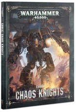 Games Workshop Codex: Chaos Knights 8E