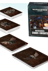Datacards: Chaos Knights 8E