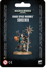 Games Workshop Chaos Space Marines: Chaos Sorcerer