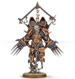 Games Workshop Chaos Space Marines: Chaos Lord with Jump Pack