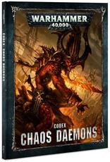 Games Workshop Codex: Chaos Daemons 8E