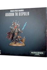 Games Workshop Chaos Space Marines: Abaddon the Despoiler