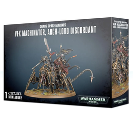 Games Workshop Chaos Space Marines: Lord Discordant