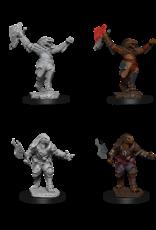 WizKids D&D Nolzur's Marvelous Miniatures: Dragonborn Fighter - Female