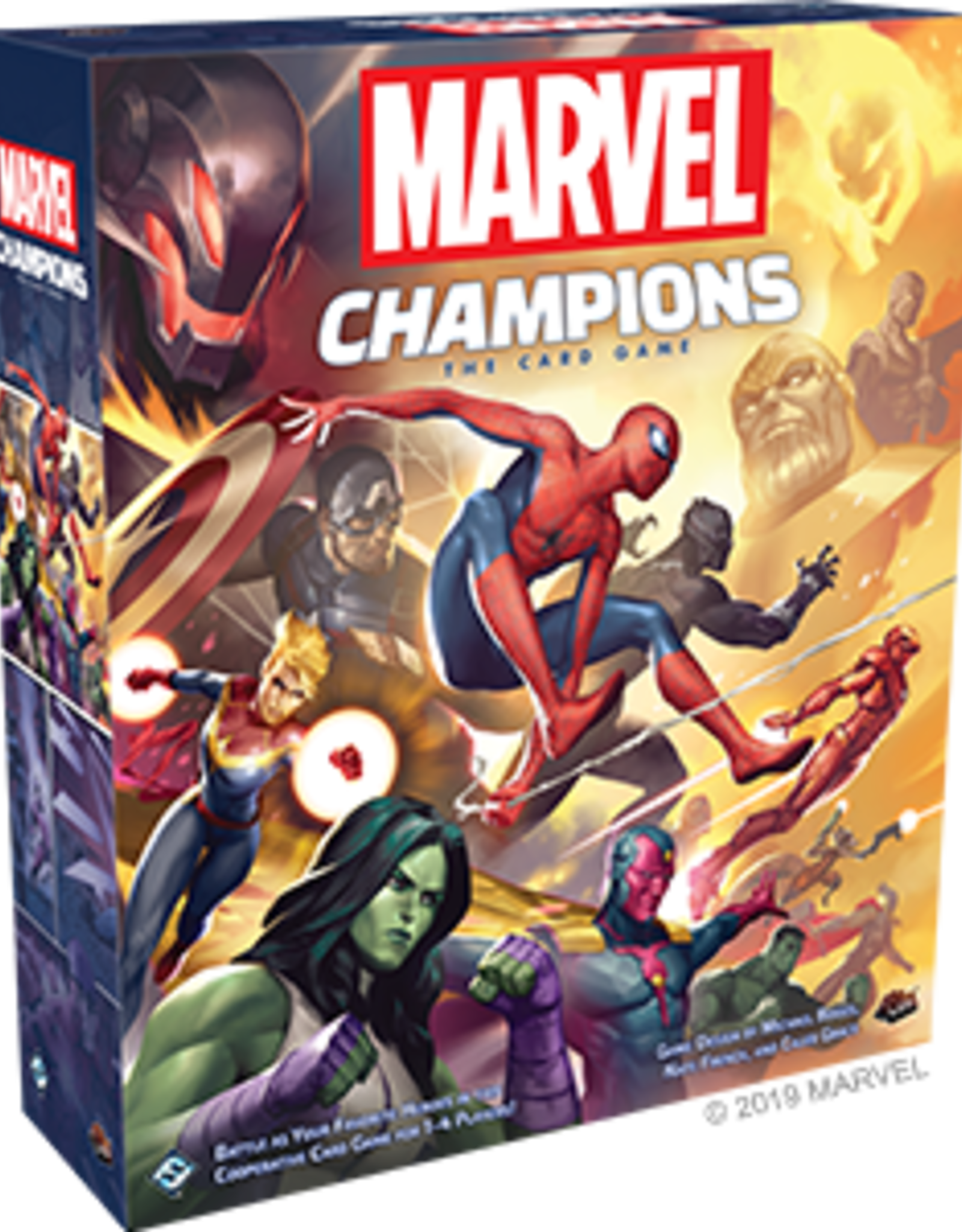 Fantasy Flight Marvel Champions LCG: Core Set