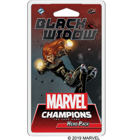 Fantasy Flight Marvel Champions Black Widow Hero Pack