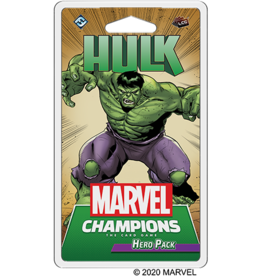 Fantasy Flight Marvel Champions Hulk Hero Pack