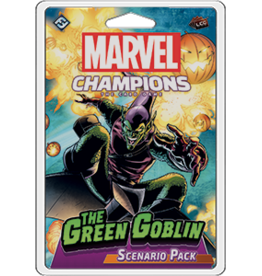 Fantasy Flight Marvel Champions LCG: The Green Goblin Scenario pack