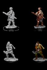 WizKids D&D Nolzur's Marvelous Miniatures: Human Female Ranger 2