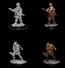 WizKids Nolzur's Human Female Ranger 2