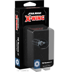 Fantasy Flight Star Wars X-Wing TIE Advanced x1
