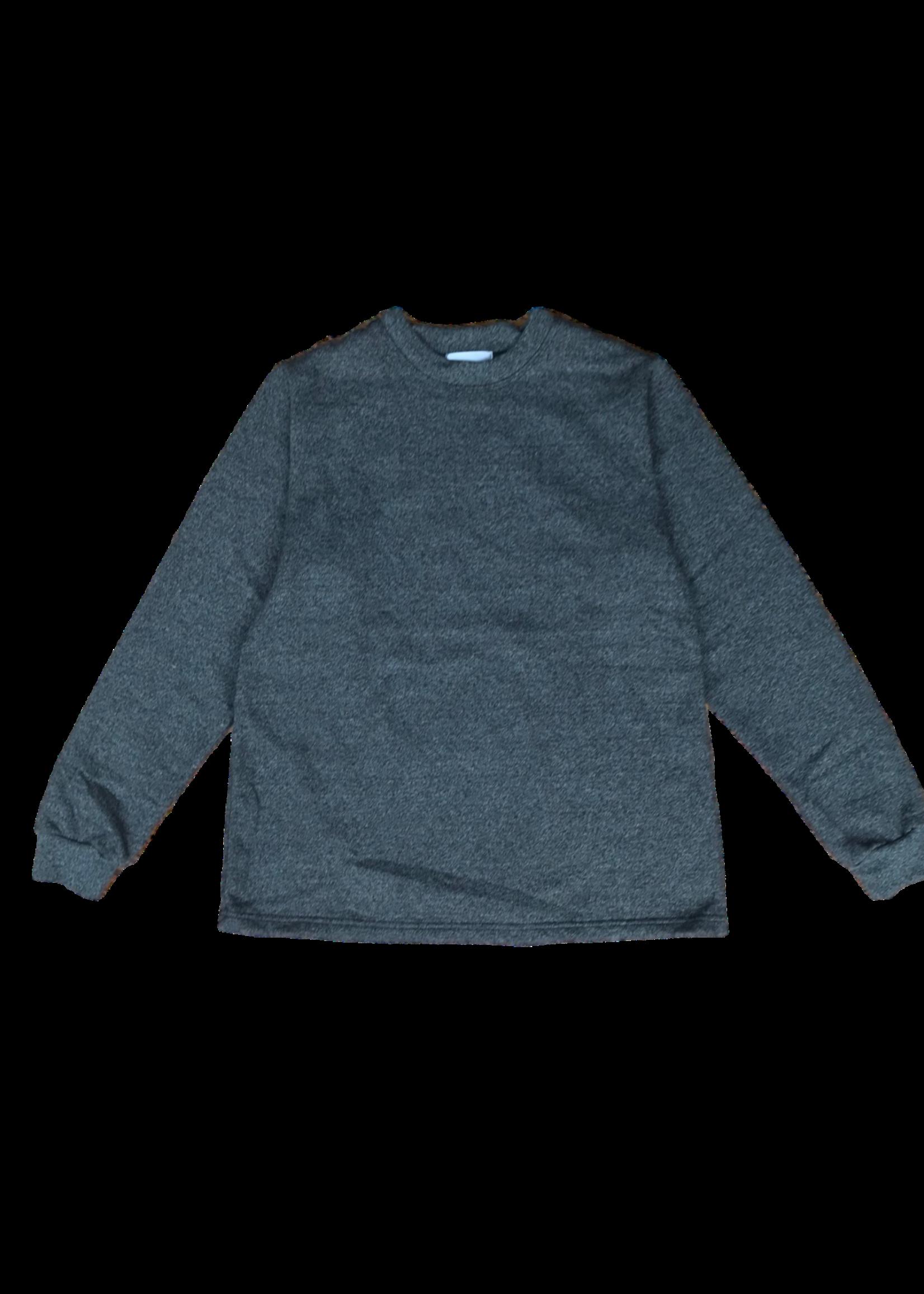 A.C.C Crew Neck Sweatshirt, Charcoal