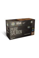 BIG COUNTRY RAW PURE SALMON 4LB CARTON (4 x 1LB)