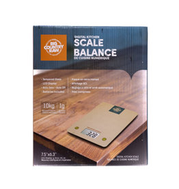 BIG COUNTRY RAW DIGITAL SCALE